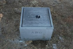Concrete Earthing Pit