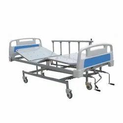 Adjustable Height ICU Bed