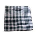 Cotton Check Cleaning Duster