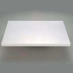 White LDPE Foam Sheet