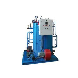 Oil Fired 600 kg/hr Steam Boiler, Non IBR