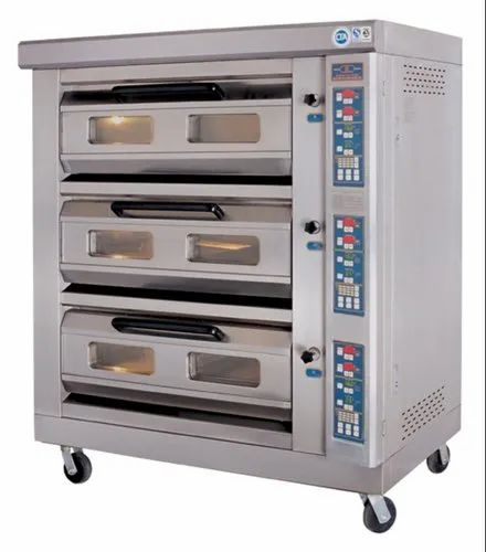 Manual EFO - 6C Oven