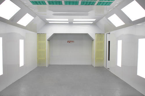 Paint Booths At Rs 250000 Unit Paint Booth Id
