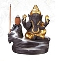 Decora Craft Lord Ganesha Smoke Backflow Cone