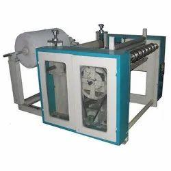 Single Phase Toilet Roll Making Machine