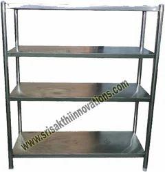 Stainless Steel Storage Rack, For Restaurant
