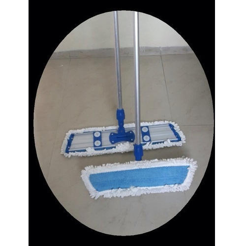 Steel Polyester Floor Cleaning Mop