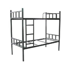 Metal Frame Hostel Bunk Bed