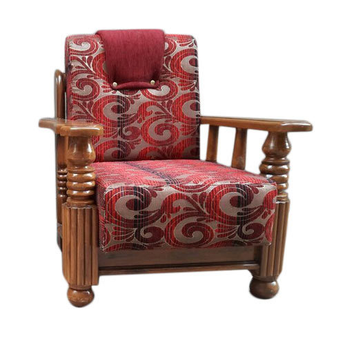 Wooden Sofa Chair लकड क क र स व ल स फ
