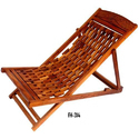 Designer Folding Wooden Chairs, Height: 13 Inch