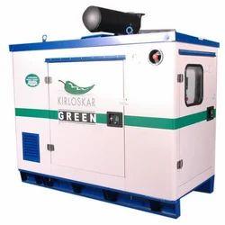 Kirloskar Silent Diesel Genset, 10 to 200 kVA, 415 Volt