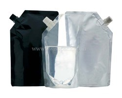 Liquid Medicine Packaging Spout Pouches