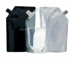 Liquid Medicine Packaging Spout Pouches