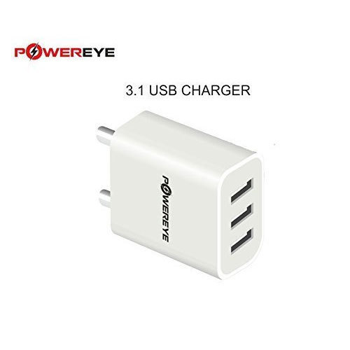 Powereye 3 USB 3.1 A Fast Mobile Charger