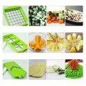 Premium Super Dicer Fruit Vegetable Multi Chopper Chipser Slicer and Grater
