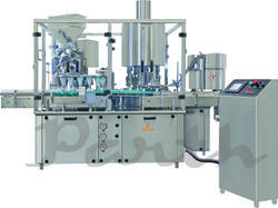 Dry Syrup Filling & Sealing Machine