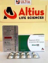 Rabeprazole 20mg Domperidone 30 mg Sustained Release Capsules