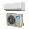 White 1.5 Ton Midea Inverter Split Ac, Capacity: 1.5 Ton, Warranty: 1 Year