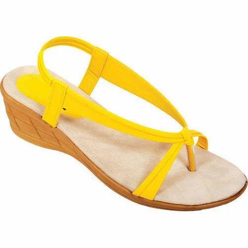 7b13aa86079 Polymer Party Wear Ladies Sandal