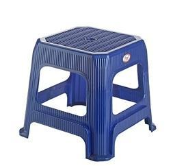 Square Plastic Stool - Small