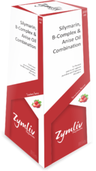 Silymarin, B- Complex and Anise Oil  Syrup