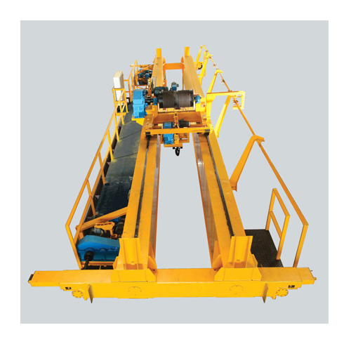 Steel Industry EOT Cranes, Capacity: 1 To 150 Ton
