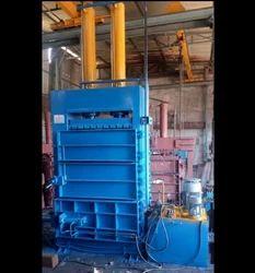 Cotton Bale Pressing Machine