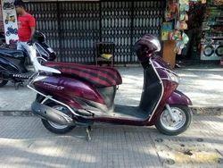 Used Yamaha Alpha 2014 Scooty