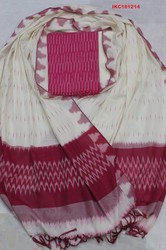 Ikat Ladies Salwar Suit