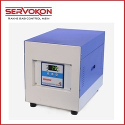 Digital Air Cooled Servo Stabilizers