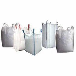 White Plastic Bulk Bags