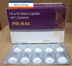 Pre-Pro Biotic Capsule with L-Glutamine