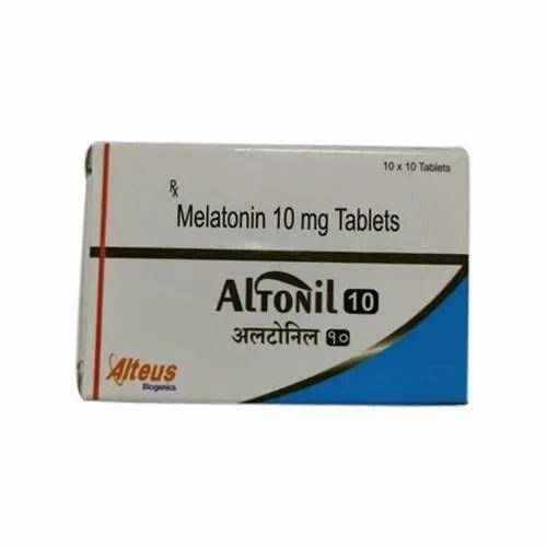 Melatonin 10 Mg Tablets