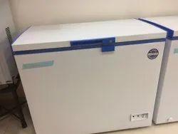 White Blue Star 200 Ltr Deep Freezer, 950x564x845 Mm, +8 To -24 Deg C