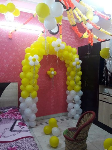 Birthday Fun 4 U Noida Service Provider Of Balloons Decoration