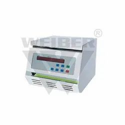 Bench Top High Speed Refrigerated Centrifuge