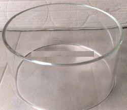 Garg Transparent Toughened Glass Tube