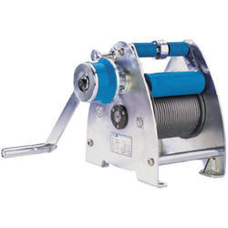 Electrical Winch Machine - Rope Winch Machine Wholesale Distributor