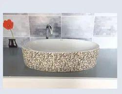 Koalar Ceramic Bathroom Basin