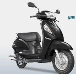 Suzuki Access 125 Scooter, Suzuki Scooty - 9 Star Suzuki, Bengaluru