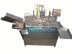 HARSIDDH Automatic Ampoule Sealing Machine, Capacity: 01 ml to 25 ml glass ampoules