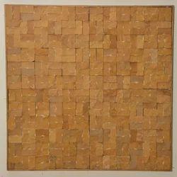 Yellow Stone Mosaic Tile, Size: 300 x 300 mm