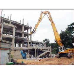 Civil Structure Building Demolition Services