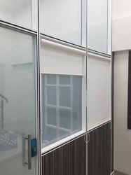 Half Glass Partitions