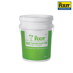 Dr. Fixit Concrete Guard Midtone Base Waterproofing Coating 20 Litre for Industrial