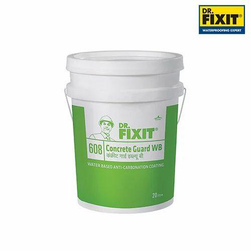 Dr. Fixit Concrete Guard Midtone Base Waterproofing Coating 20 Litre