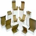White Kraft Paper Folding Cartons, For Multi-purpose