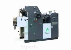 Single Color Offset Printing Machine