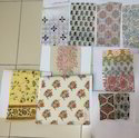 Hand Block Prints Fabric
