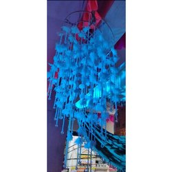 Plastic Modern Decorative Chandeliers, For Decoration